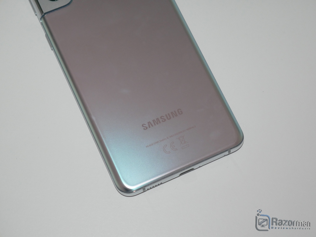 Review Samsung S21+ 14