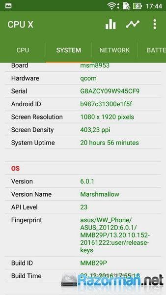 Review Asus Zenfone 3 22