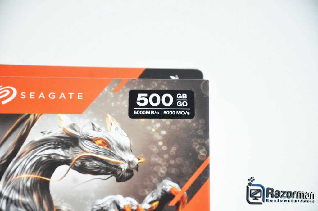 Review Seagate Firecuda 520 500 GB 4