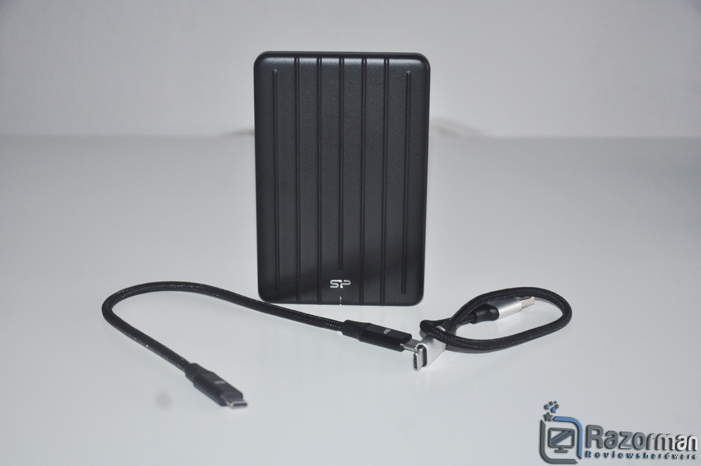 Review Silicon Power Bolt B75 PRO 1 TB 5