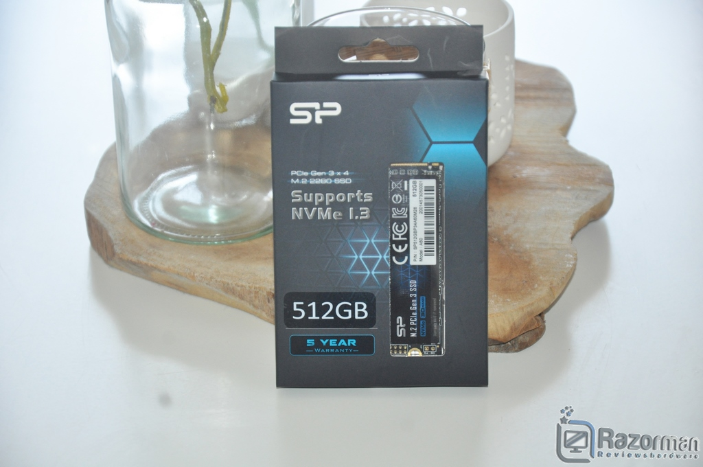 Review Silicon Power P34A60 3