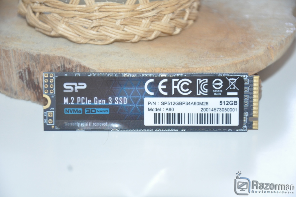 Review Silicon Power P34A60 6