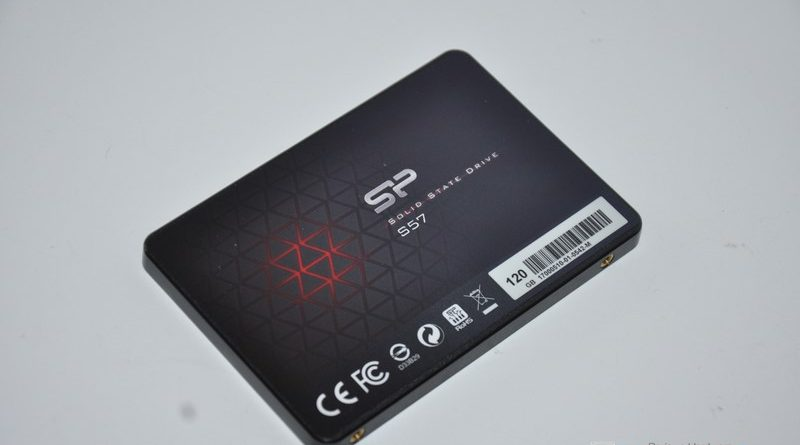 Review SP S57 120 GB