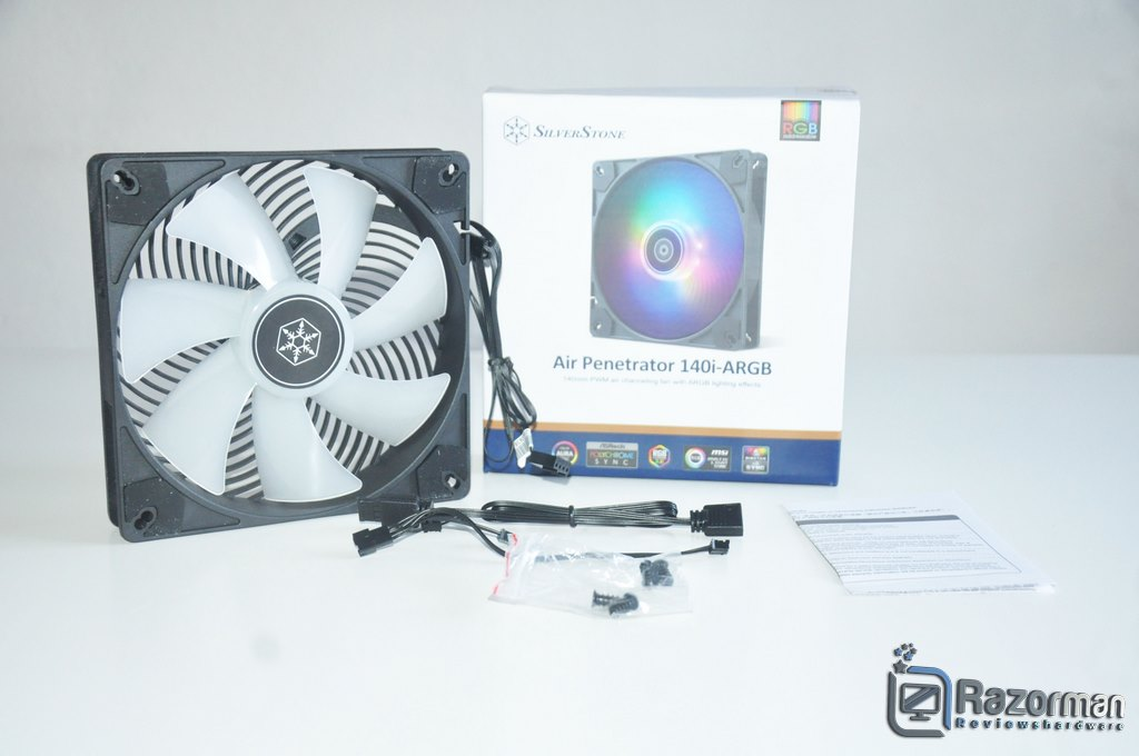 Review Silverstone Air Penetrator 140i ARGB 4
