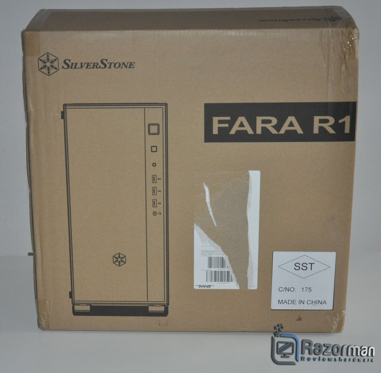 Review Silverstone Fara R1 PRO 1