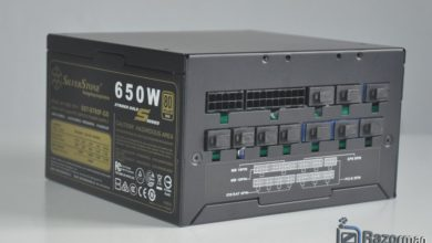 Review Silverstone ST65F-GS 8