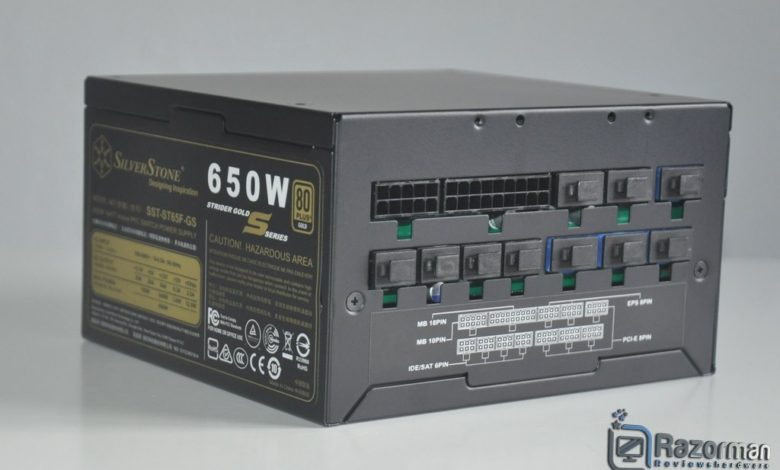 Review Silverstone ST65F-GS 61