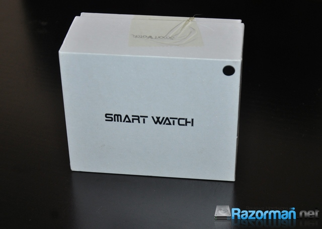 Review smartwatch Bakeey F1 5