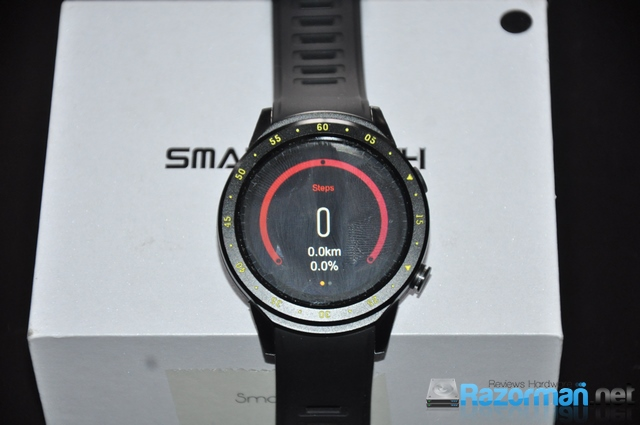 Review smartwatch Bakeey F1 21