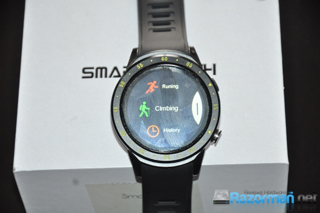 Review smartwatch Bakeey F1 23