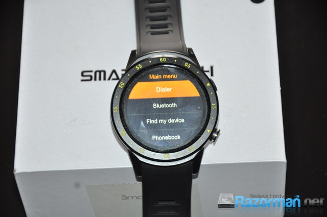 Review smartwatch Bakeey F1 24