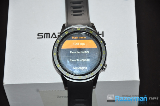 Review smartwatch Bakeey F1 25