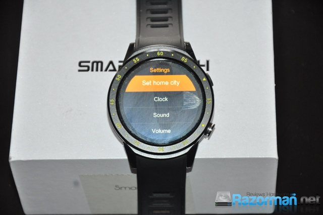 Review smartwatch Bakeey F1 28