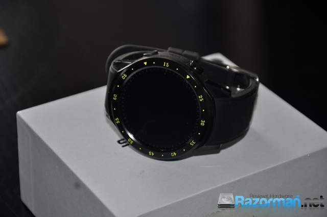 Review smartwatch Bakeey F1 8