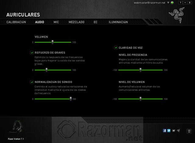 Software Razer Kraken 7 (3)