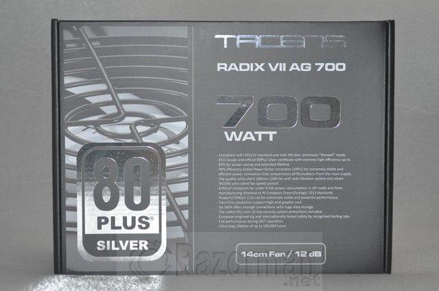 Tacens Radix VII AG 700W (2)
