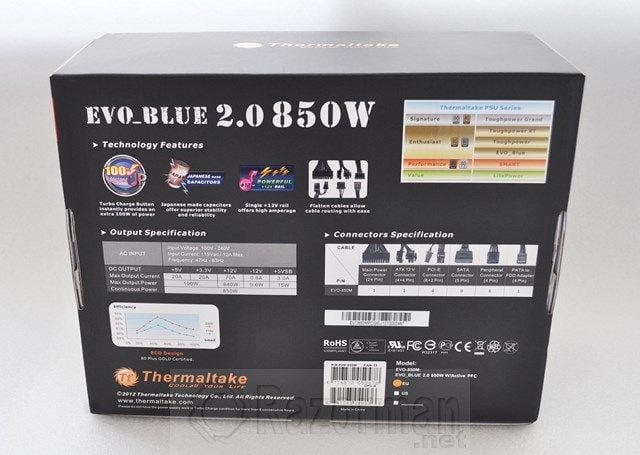 Thermaltake Evo-Blue 2.0 850W (6)