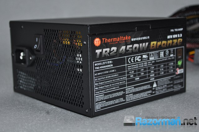 Photo of Review Thermaltake TR2 450W