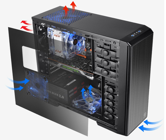 Thermaltake Urban T21 (2)