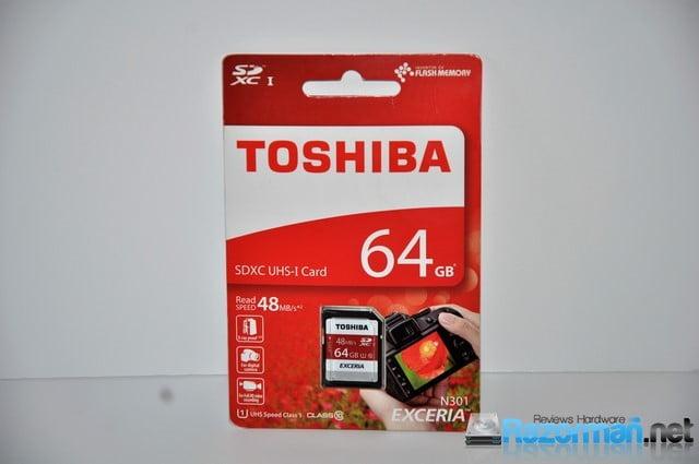 Toshiba Exceria N301 - 64 GB (1)