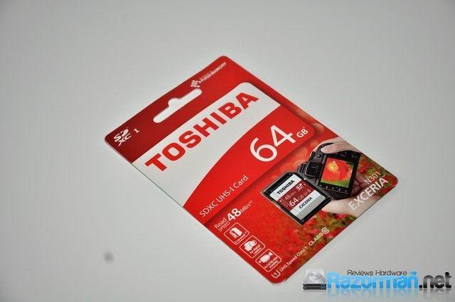 Toshiba Exceria N301 - 64 GB (3)