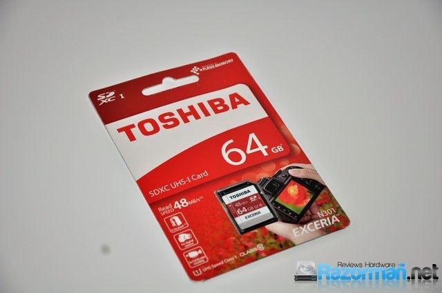 Toshiba Exceria N301 - 64 GB (4)
