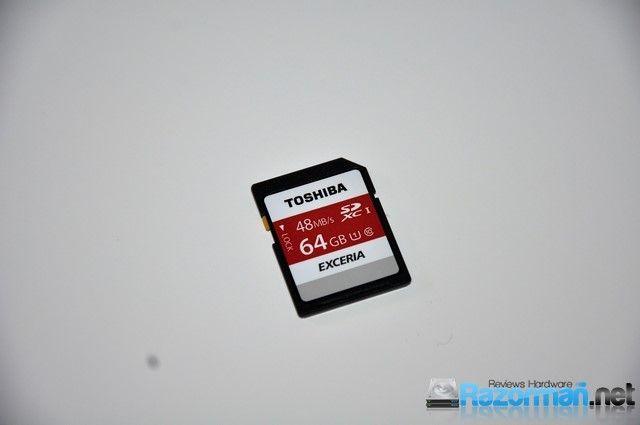 Toshiba Exceria N301 - 64 GB (5)