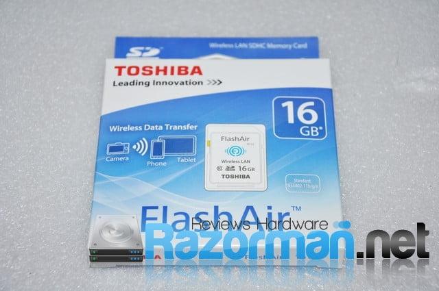 Photo of Review Toshiba FlashAir 16 GB W02