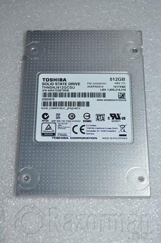 Toshiba SSD HCG 512 Gb (1)
