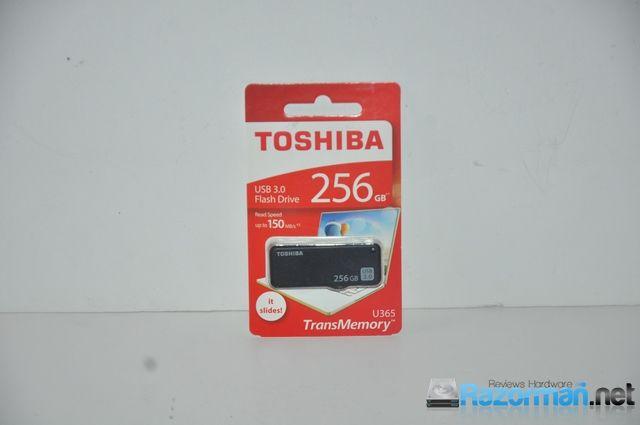 Review Toshiba U365 256 GB 2