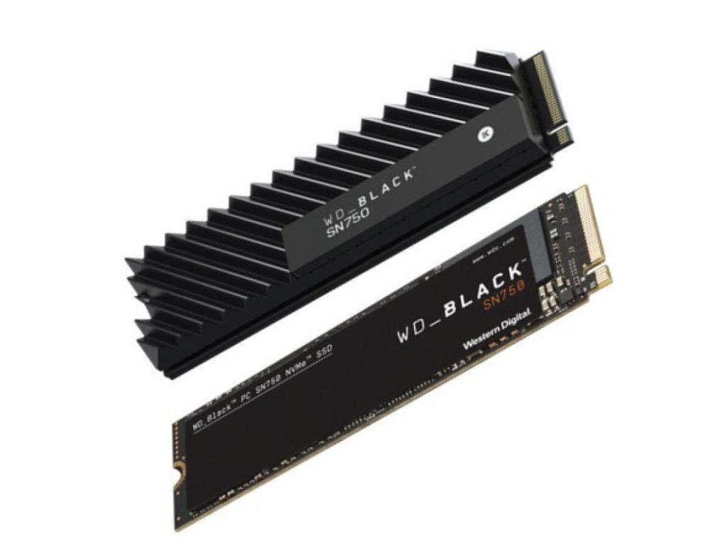 Western Digital WD Black SN750 1