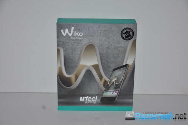 Review Wiko Ufeel Prime 3