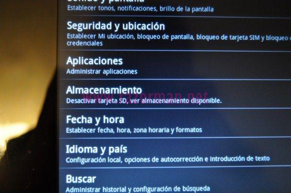 Review Tablet PC aPad M003 28