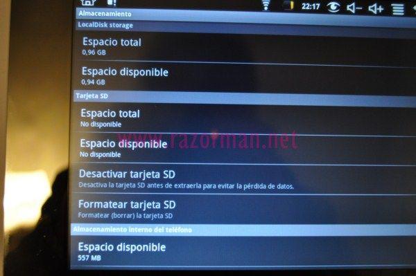 Review Tablet PC aPad M003 29