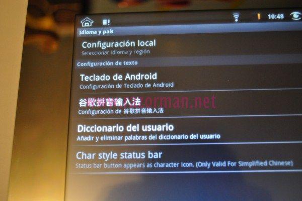 Review Tablet PC aPad M003 23