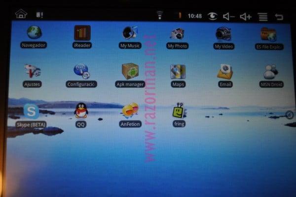 Review Tablet PC aPad M003 18