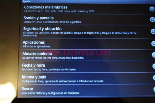 Review Tablet PC aPad M003 25