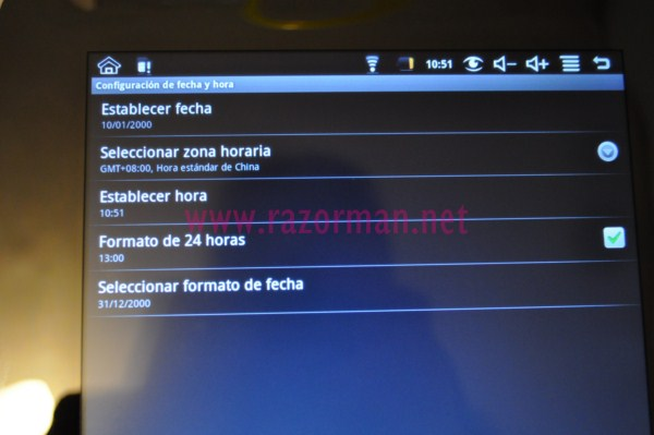 Review Tablet PC aPad M003 26