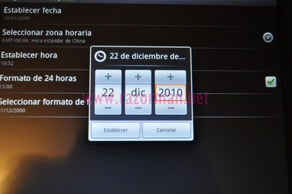 Review Tablet PC aPad M003 27