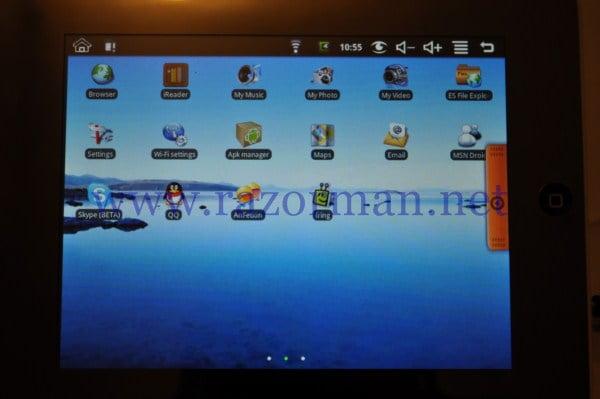 Review Tablet PC aPad M003 14