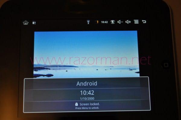 Review Tablet PC aPad M003 17