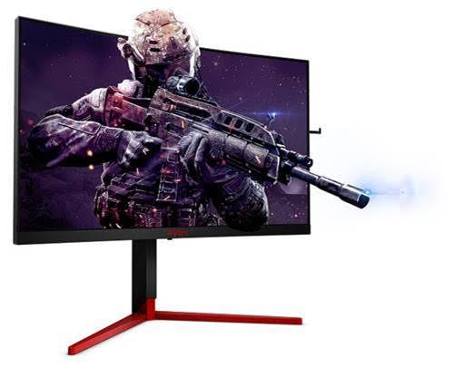 Photo of Nuevos monitores curvos AOC AGON 3