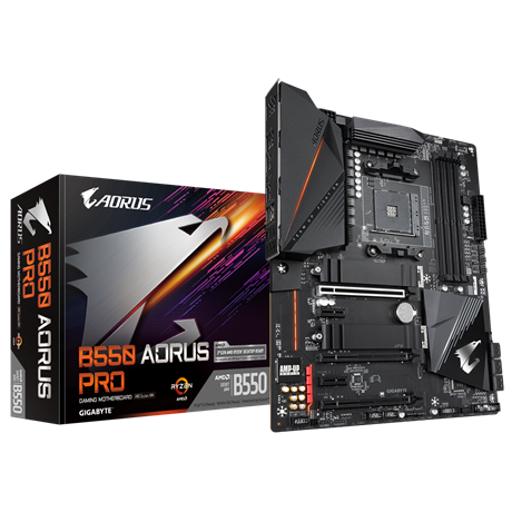 Review Aorus B550 Pro 1