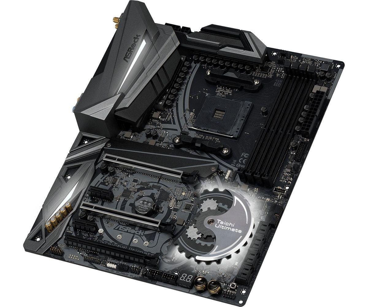 Asrock prepara 9 placas base con el chipset AMD x570 38
