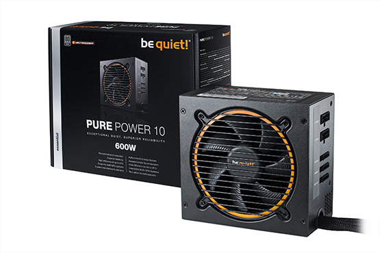 Review Be Quiet Pure Power 10 600W CM 2