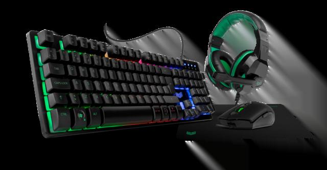 Photo of BG X4, el nuevo combo de BG con teclado, ratón, alfombrilla y auriculares
