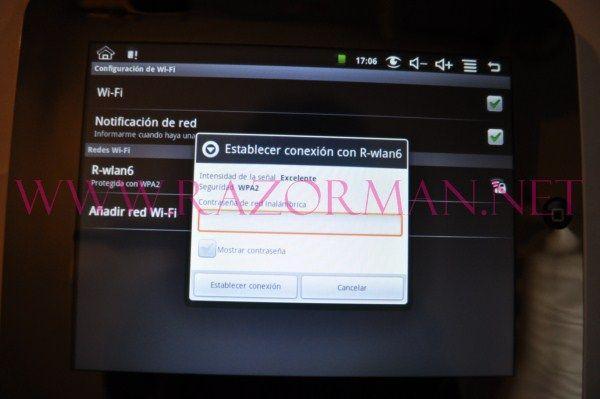 Review Tablet PC aPad M003 38