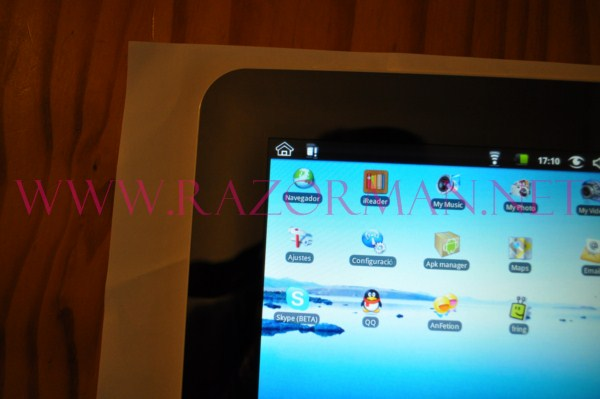 Review Tablet PC aPad M003 42