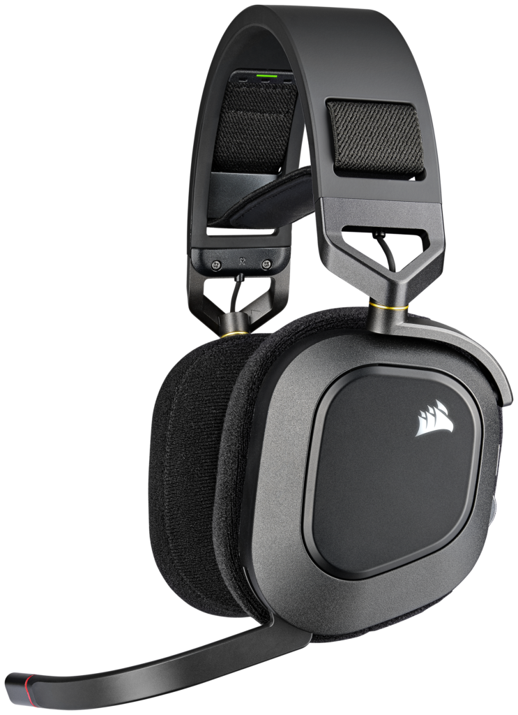 Review Corsair HS80 RGB Wireless 1
