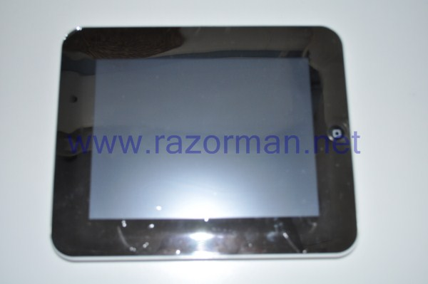 Review Tablet PC aPad M003 4